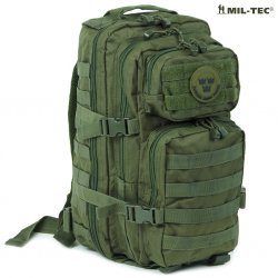 Mil Tec Assault Back Pack Armed Forces - OD