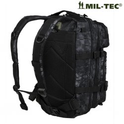 Army Laser Cut Backpack 25L - Mandra Camo