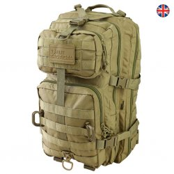 Brittisk Hex - Stop Reaper Backpack Large  - Coyote