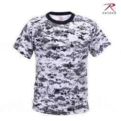 Rothco City Digital Camo T-Shirt