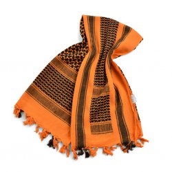 Rothco Shemagh Palestinasjal Orange-Black
