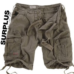 Surplus RAW Vintage Airborne Shorts - OD
