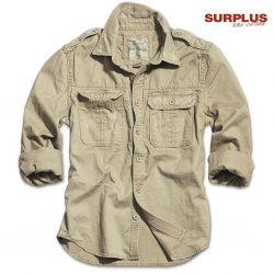 Surplus Raw Vintage 1/1 Shirt - Beige