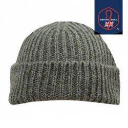 Woolly Pully Hats - Derby Tweed