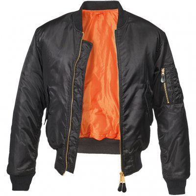 MA 1 bomber flight jacket