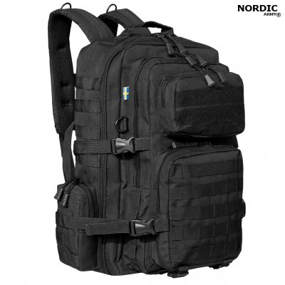 Nordic Army Assault Elite - Black