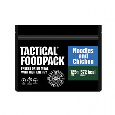 TACTICAL FOODPACK® NOODLES AND CHICKEN