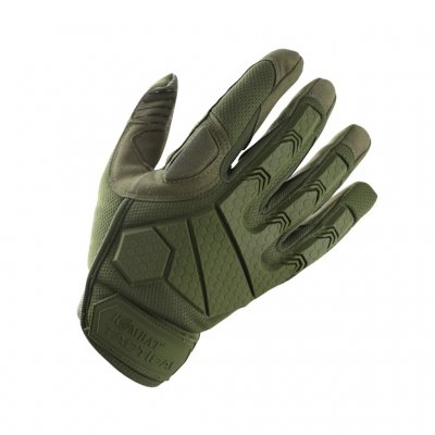 Alpha Tactical Gloves - Olive Green