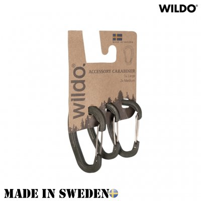 WOD ACCESSORY CARABINER SET WILDO®