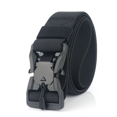 Military Tactical Magnet belt - Black