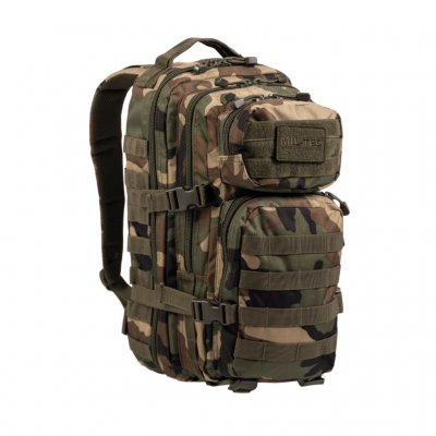 miltec-assault-ryggsäck-25L-woodland
