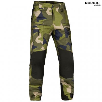 Nordic Army® Active Stretch Trouser - M90 Camo