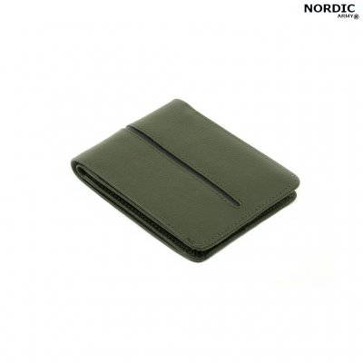 Nordic Army® Royal Wallet - Army Green