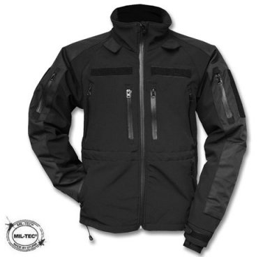 mil-tec softshell jacke mt-plus oliv