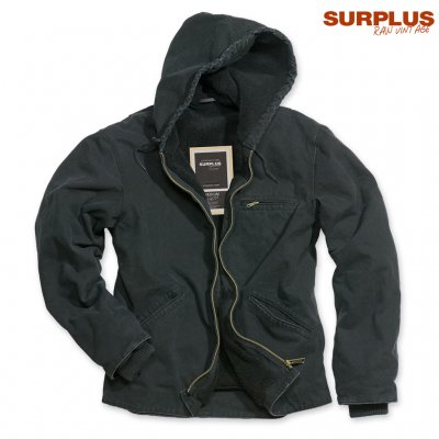 Surplus Stonesbury Jacket - Black