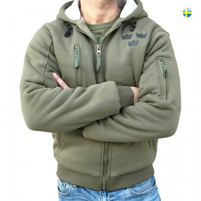 Nordic Army Spe Ops Lumberjakke - Three Crown