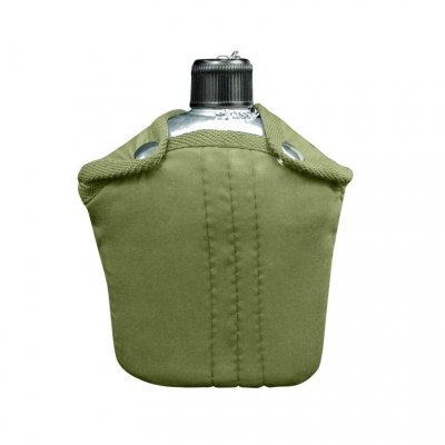 Rothco G.I. Style Canteen med fodral